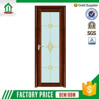Export Quality Newest Products New Style Customization Frosted Glass Interior French Doors