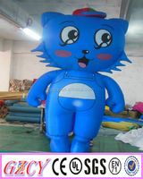 Cute Inflatable Advertising Cat
