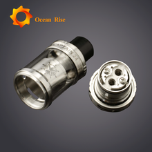2016 newest product Teslacigs Captain 24 RTA matched with all brand mod china