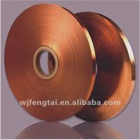 PET Plastic Film Covered 99.99% T2 Copper Mylar