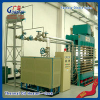 best sale industrial electric thermal oil heater with good price