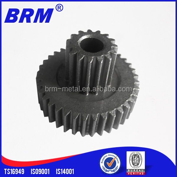 powder metal parts sintered gear