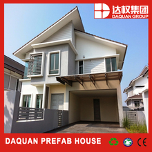 Modular prefab home kit price,low cost prefab villa design and drawing