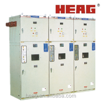 HXGN11-12 HV Switchgear Metal-clad AC Ringed Main Unit 11KV Electrical Equipment