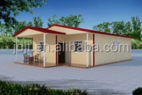 modern small prefabricated villa beach house for sale