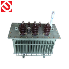 Customer 200Kva Electronic Power Transformer