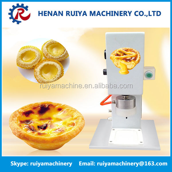 hot sale commercial egg tart shell former