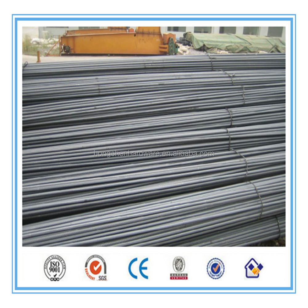 Bs4449 Grade Steel Rebar,Deformed Steel Bar,Iron Rods For Construction 6m Or 12m