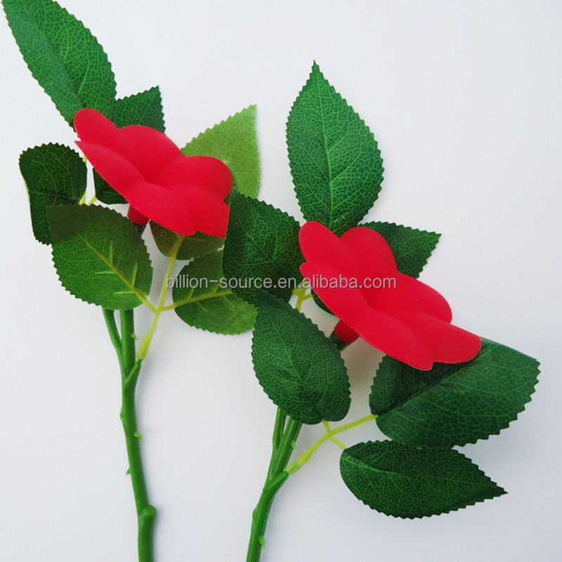 Promotional gift custom cheap giant artificial flowers coral