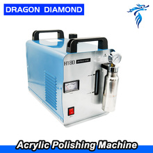 Wholesale Price 1.6L Acrylic Edge Flame Polishing Machine h180