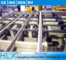 Overhead Chip Plastic Slat Conveyor Chain Price Scraper Wood Tube Conveyor Chain
