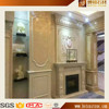 Cheap Artificial Marble Fireplace Surround for design