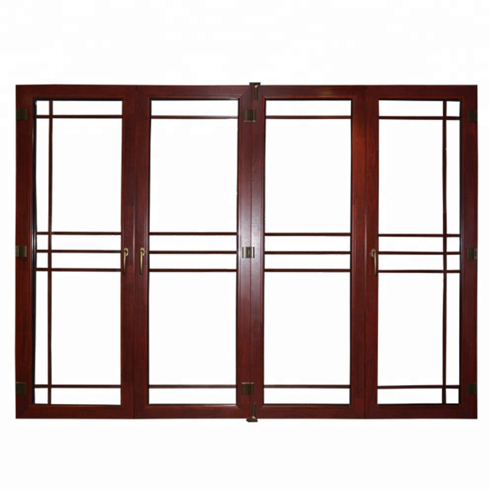 Professional Supplier Sliding Folding Glass Door Exterior Foldable