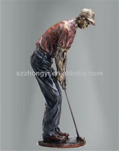 factory price wholesale for golf figure