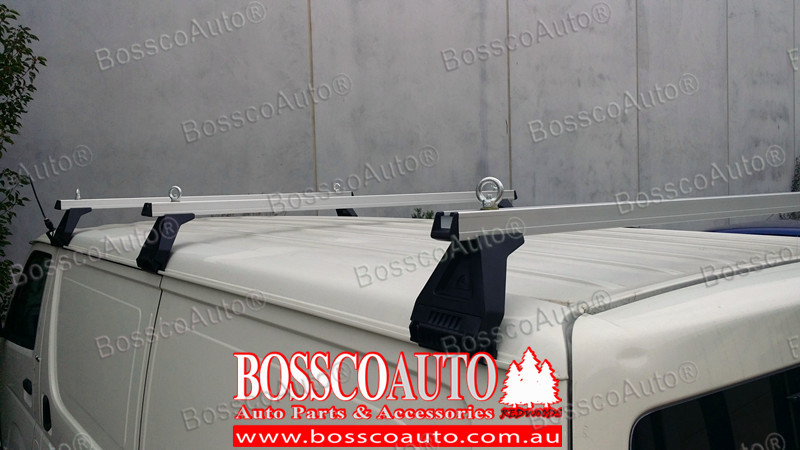 Toyota Hiace Roof Racks SWB or LWB 1983-2014