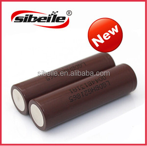 2015 lithium ion battery 10kwh 18650 lghg2 battery