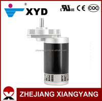 XYD-2 24V 800W DC Gear Motor RPM160 CE Approved For Sweeper
