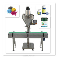 Can Tin Powder Filling Machine For