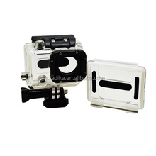 Gopros Skeleton Protective Housing,Side-opening & Backdoor w/ hole,go pro accessories protective case for Go Pro Heros 3+/3 GP86