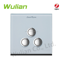 ZigBee smart home IOT home automation remote control wall switch