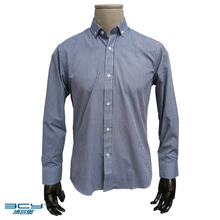Cotton CVC TC Casual Business Dress Shirts for Men (In-Stock) S2