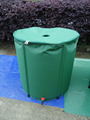 Rain barrel outdoor water your garden