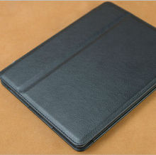 Full protection leather custom stand case for ipad4 accessories quality ipad case tablet case