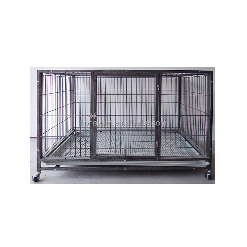 Factory directly sale boarding midwest decorative dog cage.