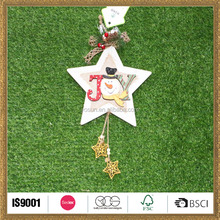 craft imported christmas decor of star image with word joy