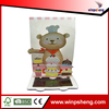 cartoon welcome cards for kids/3d kids card