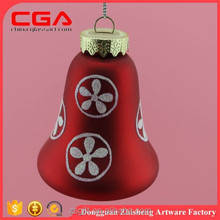 Chinese manufaturer supply X'mas glass handicrafts unusual glass ornaments chirstmas tree decoration