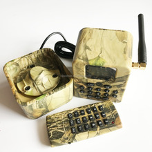 50W speaker mp3 player bird decoy bird caller 15keys with remote control from BJ Outdoor