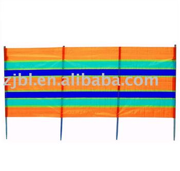 beach windbreak