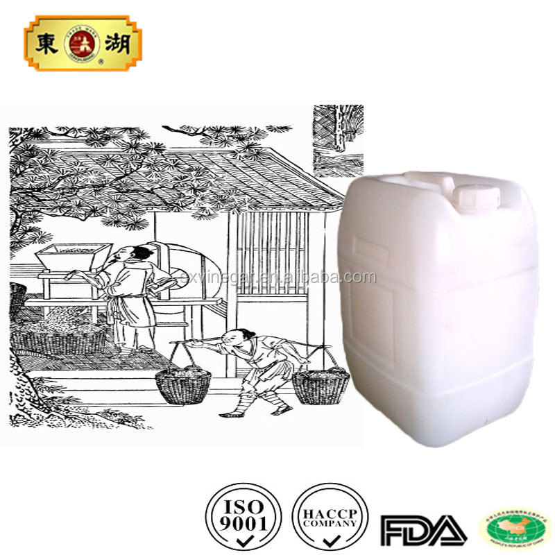 25KG Bulk Drum White Rice Vinegar Of 100% Grain