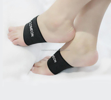 Plantar Fasciitis foot Arch support sleeves with Cushion Gel Therapy Provides Compression and Pain Relief