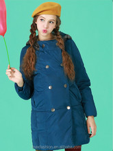 China Supplier Fashinon Wear Women Coat Winter Garments
