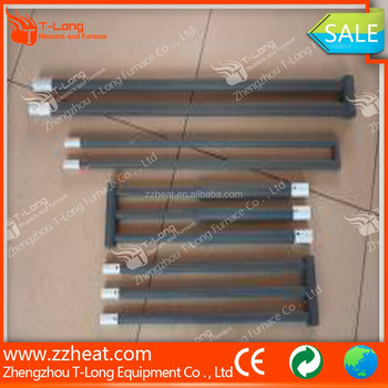 U type high temperature electric sic heater for furnace