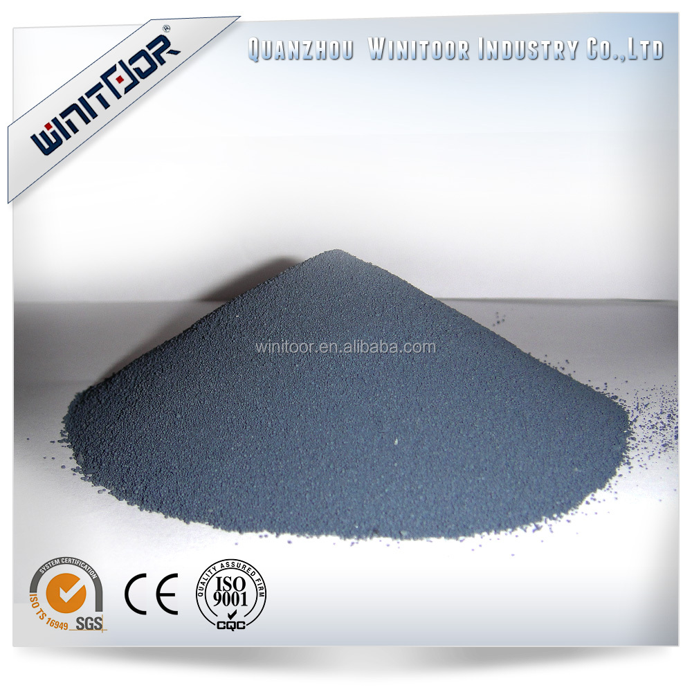 ASTM 1240 densified black grey micro silica for concrete and cement
