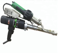 Hot selling China Haiming Plastic Hand Held Extrusion Welding Gun for PP HDPE
