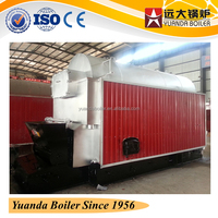 auto chain grate stoker and ashes extractor solid fuel steam boiler for industry price