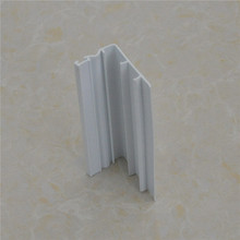 Made in China factory selling directly plastic sliding glass door and window sash covers building materials