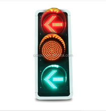 Arrow LED Vehicle Straight Driving Traffic Light remote control