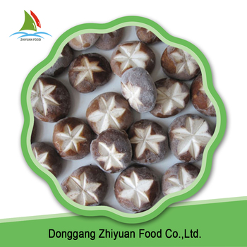 Chinese Iqf Frozen Shiitake 2016 Corp For Cook