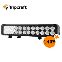 Factory price 240w 12v led light bar with super quality and widely used in auto light system