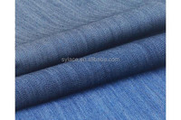 Factory wholesale price twill stretch denim fabric