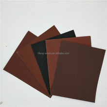 Aluminum Oxide Abrasivo Emery Cloth