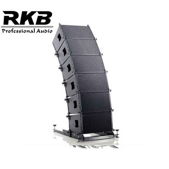 "VR-10 Neodymium single 2-way 10"" line array speaker box"