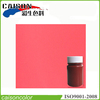 Pink Resin free generic pigment paste for coloring