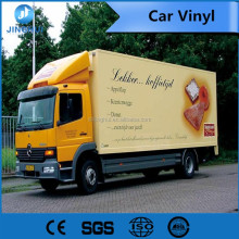 Reflective vinyl film for printing used on car