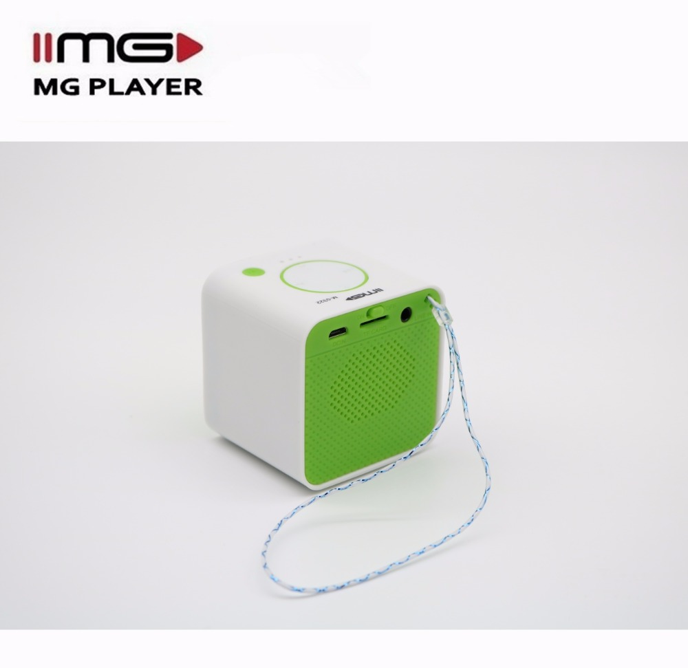 M-0322 Mini Bluetooth Speaker, Ultra-compact Speaker Portable Pocket Size Wireless Bluetooth Speaker